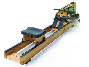 Water Rower Chêne avec moniteur S4 test et avis
