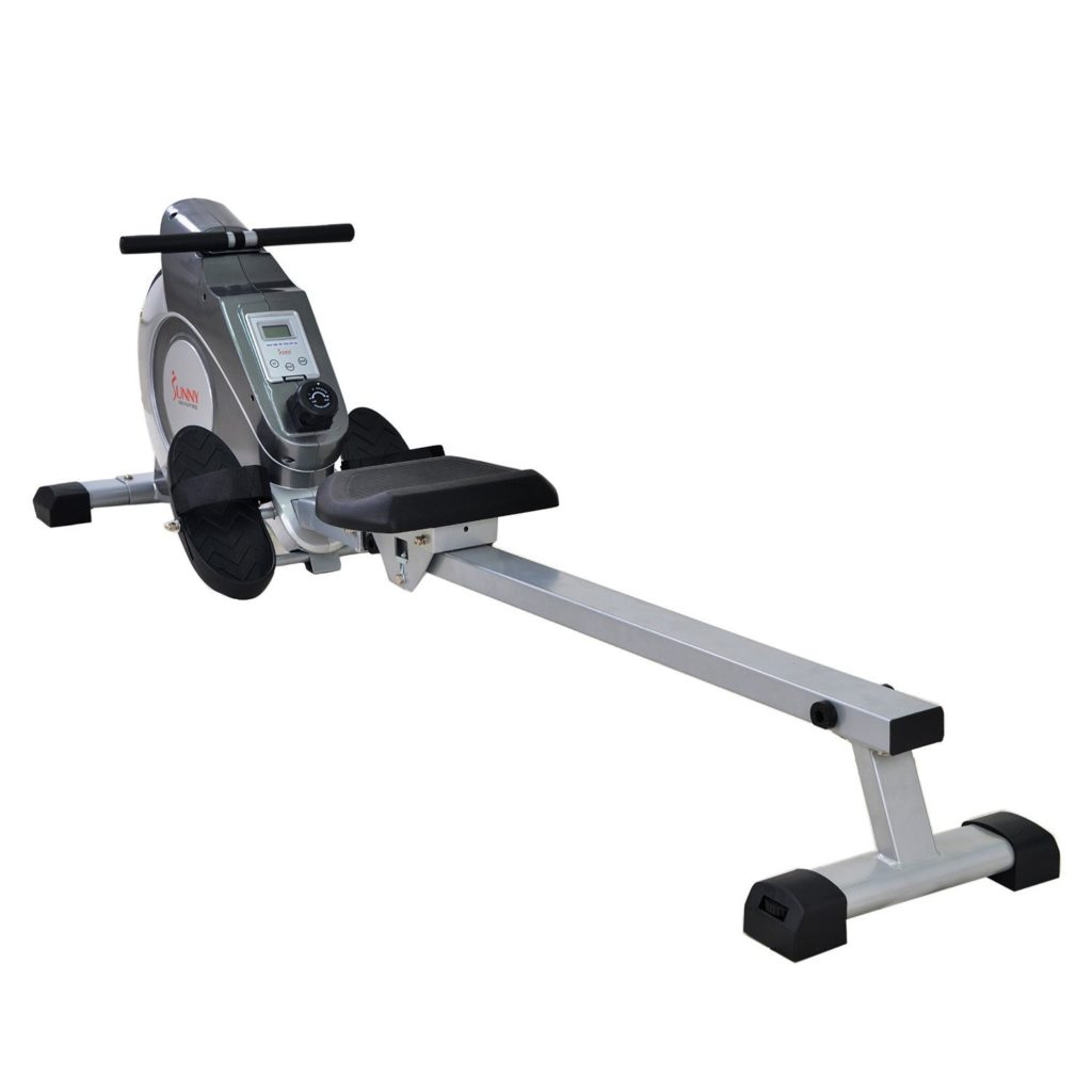 Sunny Health Amp Fitness Sf Rw5515 Magnetic Rowing Machine